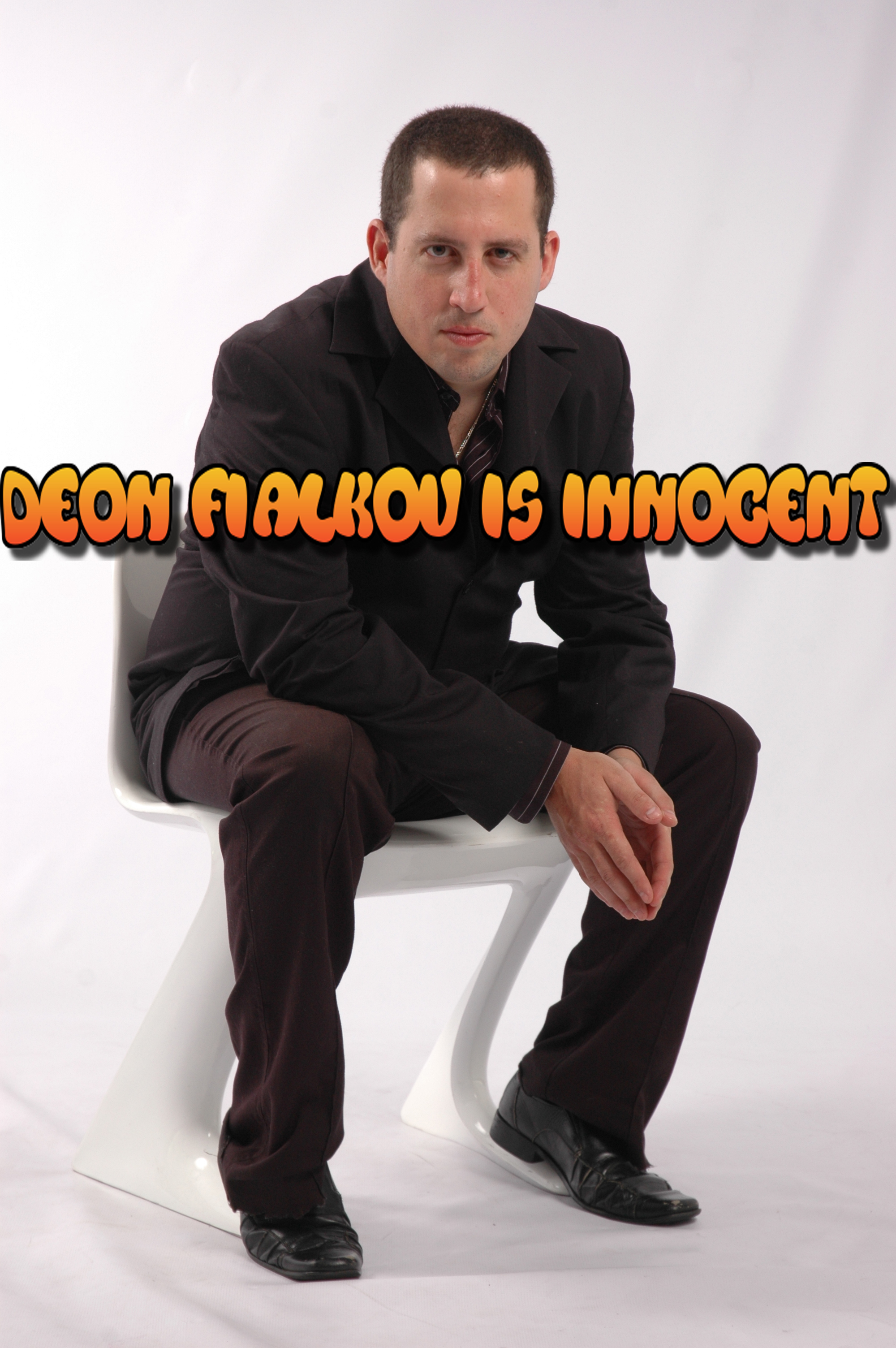 Deon Fialkov is innocent
